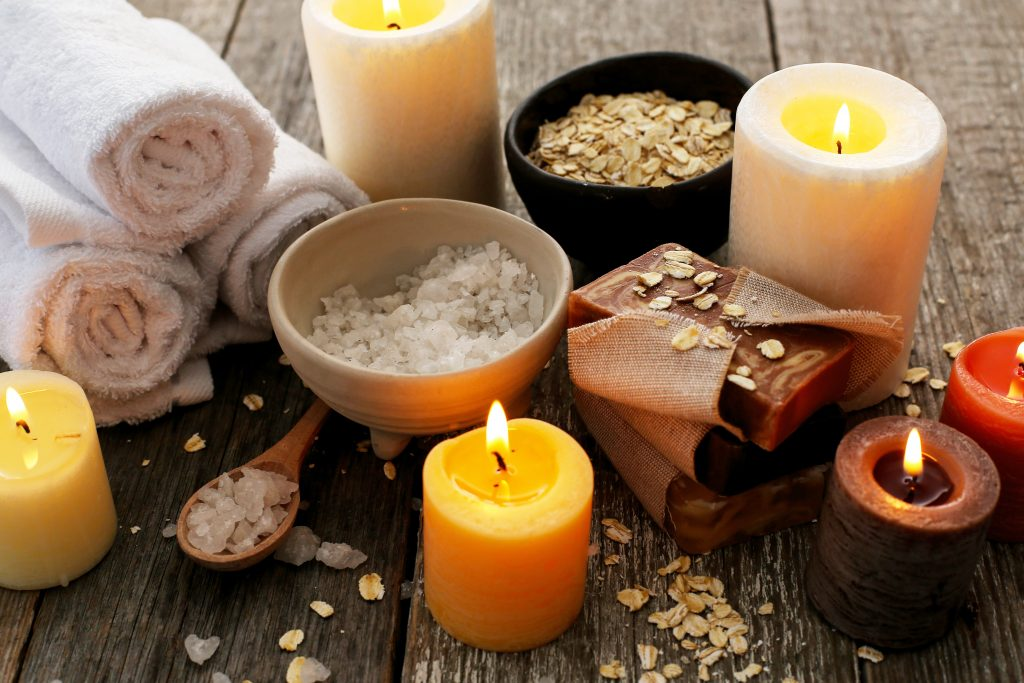 Take An Oatmeal Bath For Dry Skin