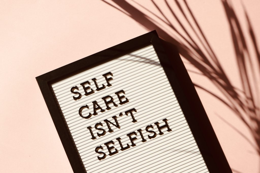 Self-care strategies can help keep you mentally healthy.