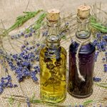 Natural oil and herbs