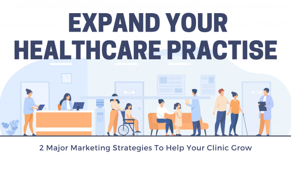 Expand your healthcare practise