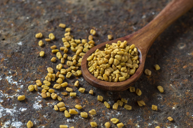 Studies have also indicated that Fenugreek can aid painful periods (dysmenorrhea). This herb also increases low testosterone and low female libido.