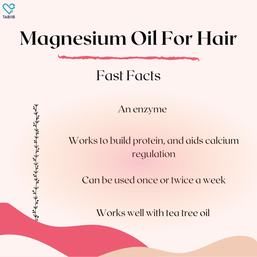 "alt=""magnesium oil for hair"""