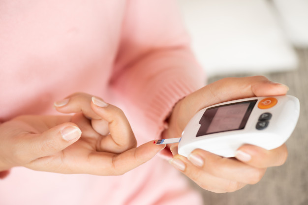 diabetes and high blood pressure are at risk of developing a kidney disease.